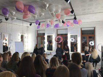 мастер-класс по макияжу в Москве