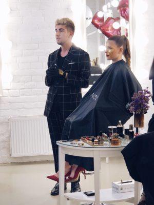мастер класс по макияжу в Москве