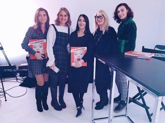 Никк Моле презентация книги Вэл Гарланд в Москве