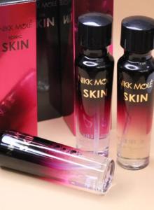 Новинка! - Серия SKIN: фруктовый тоник и масло для лица